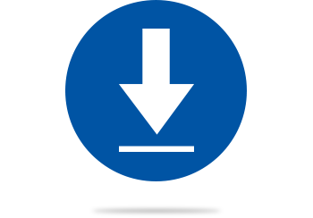 Image of an arrow pointing down